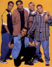 The Backstreet Boys Webring